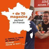 70 magasins Foussier en France