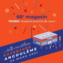 Magasin Foussier Angoulème