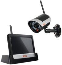 Kit vidéo surveillance sans fil Plug And Play
