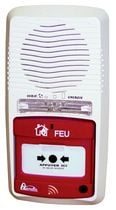 Alarme incendie type 4 radio