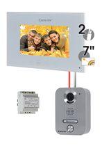 Kit interphone vidéo CARE-IN 7