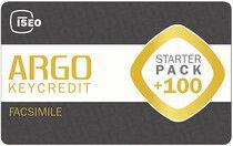 Carte de crédit ARGO badges virtuels