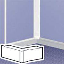 Angle intérieur / extérieur variable pour moulure