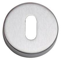 Rosace ronde de fonction Finition Aluminium