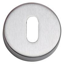 Rosace ronde de fonction alu Finition aluminium