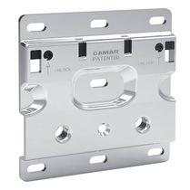 Plaquette réversible spéciale pour suspension élément bas 807