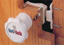 Bouton clé pour loqueteau sécurité enfant Amovible / magnétique