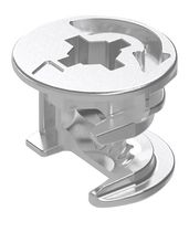 Boîtier excentrique diamètre 15 mm Pour panneau de 16 mm