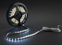 Bande LED flexible adhésive LEDAD 12 V 120 LED / mètre