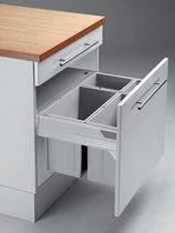 Poubelle suspendue pour tiroir tandembox Pour meuble de 600 mm