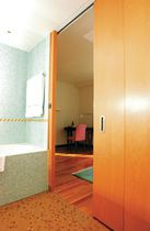 Garniture 1 porte bois HAWA Junior 40/B