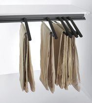 Support de cintres LINA sous étagère