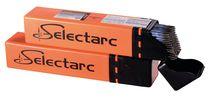 Electrode rutile acier enrobage bleu 52 HP haute performance