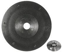 Plateau support ventilé pour disque fibre D125 M14