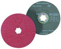 Disque abrasif métal combiclick céramique