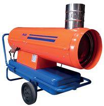 Chauffage fioul GF 60 AC avec cheminée
