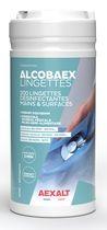 Lingettes désinfectantes AS700 (x200)
