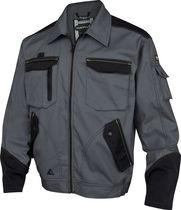 Veste Mach Spirit coton / polyester Grise / noire