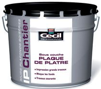 Peinture d'impression ip chantier
