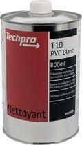 Nettoyant PVC blanc T10