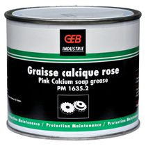 Graisse calcique rose