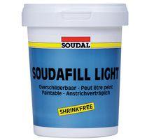 Enduit et mastic Soudafill Light
