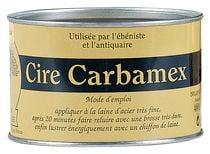 Cire pâte Carbamex Pot de 400 g