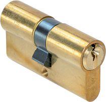 Cylindre de sécurité Iseo DX Laiton poli varié
