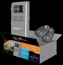 Kit interphone vidéo GSM Villa