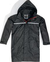 Manteau de pluie tofino noir