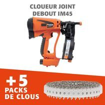 Pack de clous 2000 F18 38 MM A2 POOUR IM50/200F18