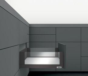 Kit tiroir LÉGRABOX free - Noir terra mat