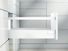 Hauteur de côtés M pour tube D (83,6 mm)
