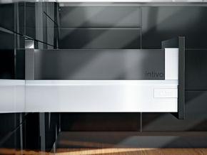 Kit bloc-tiroir Intivo BOXCOVER / BOXCAP - Blanc soie
