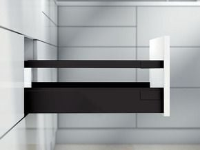 Kit bloc-tiroir Antaro - Noir terra