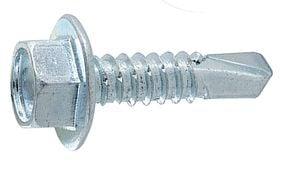 Fixation de bardage sur charpente métallique
