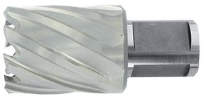 Fraises et éjecteurs pour perceuses magnétiques
