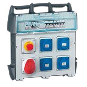 Coffrets électriques de chantier