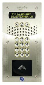 Interphones pour immeuble et bâtiments collectifs