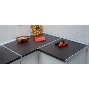 profils et joints pour plan de travail foussier. Black Bedroom Furniture Sets. Home Design Ideas