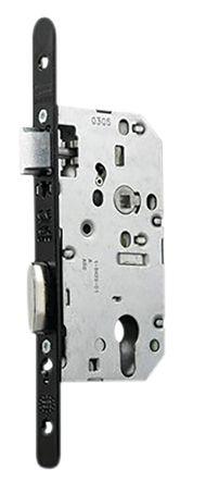 Serrure série D 450 CFPF têtière inox