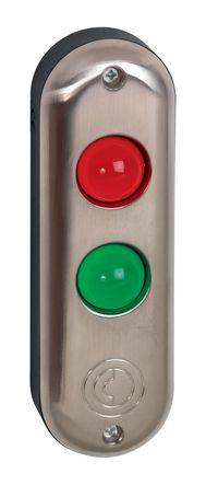 Voyant lumineux rouge / vert