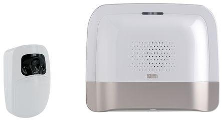 Pack transmetteur domotique IP/GSM + détecteur vidéo