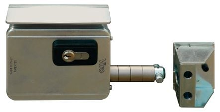 Serrure électrique Pour Portail Coulissant 7905 Foussier Quincaillerie
