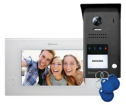 Kit interphone vidéo Pentha 7