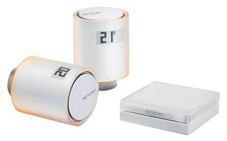 Kit de démarrage tête thermostatique connectée