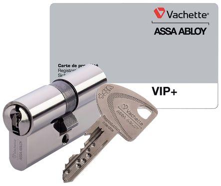 Cylindre VIP+ A2P pour ENTR