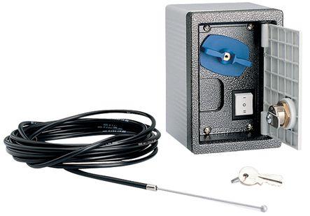 Dispositif de deverrouillage par câble