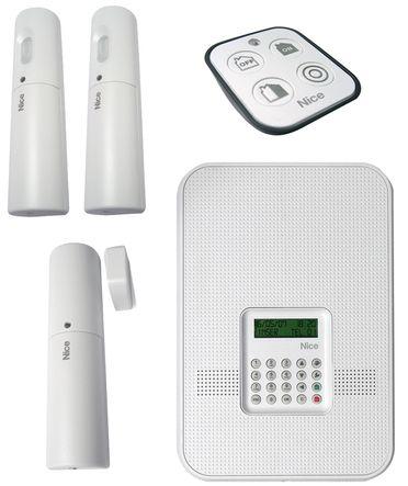 Pack alarme sans fil HSCU radio