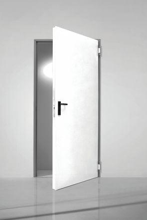 Porte UNIVER coupe-feu 1 heure 1 Vantail